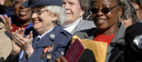 Spotlight Women Veterans