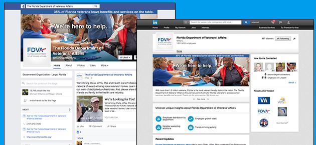 Social media slide