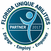 Florida Unique Abilities Partner Program Logo