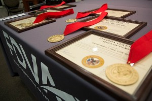 Florida Veterans' Hall of Fame awards