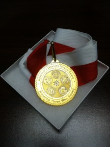 Image of Medal - Front
