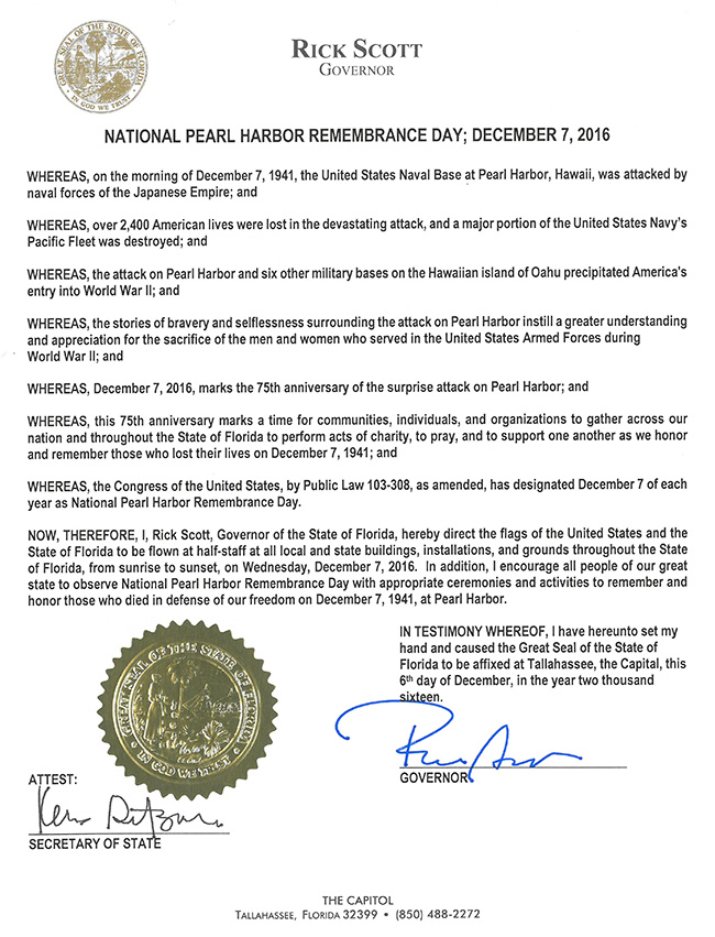 2016-pearl-harbor-remembrance-day-proclamation