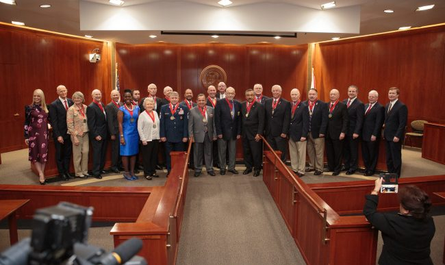 Florida state cabinet 12-4-18