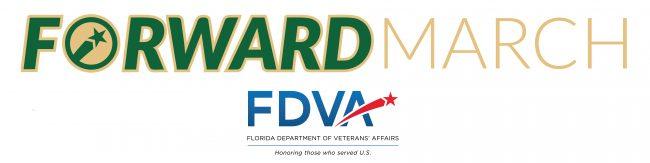 Forward March Banner