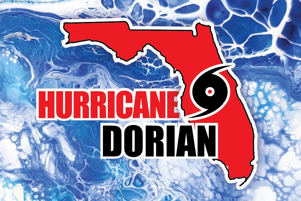 Hurricane Dorian Graphic