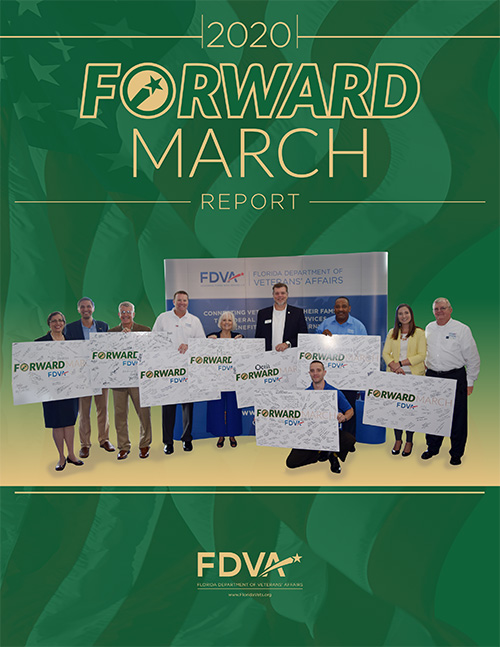 forward march report cover