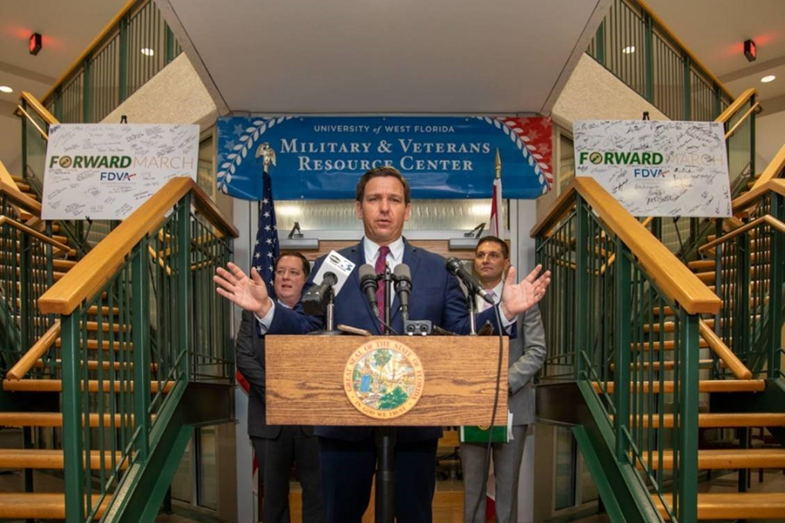 Governor DeSantis