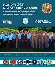 military friendly guide cover